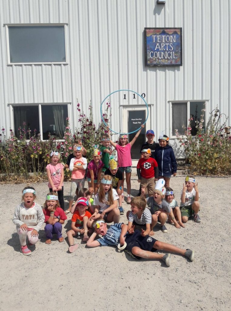 Summer Art Camp for Elementary Students